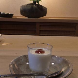 杏仁(川島豆腐店 (かわしまとうふてん))