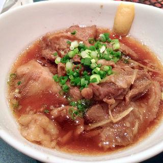 牛すじ煮込み(焼肉ヨコムラ )