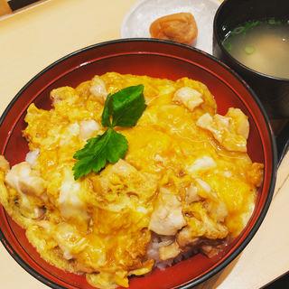 名古屋コーチン親子丼(鶏三和 丸ビル店)