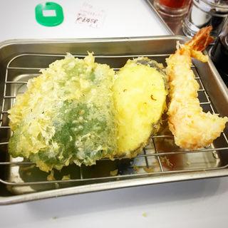 お好み定食(天ぷらのひらお 貝塚店 )