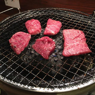 焼肉(焼肉バクロ)