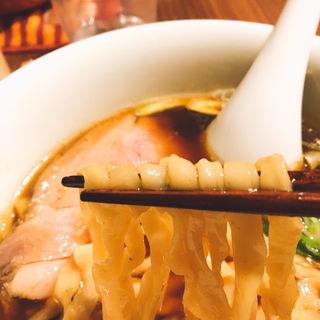 生姜醤油(らぁめん鴇 (とき))