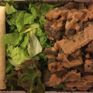 牛肉のドネルケバブ(回し焼き)(Kebab Chef 下北沢 (ケバブシェフ))