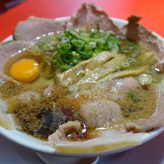 肉増し中華そば(中華そば 丸岡商店 京橋本店 )