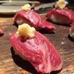 肉すし(ザ・ミートショップ)