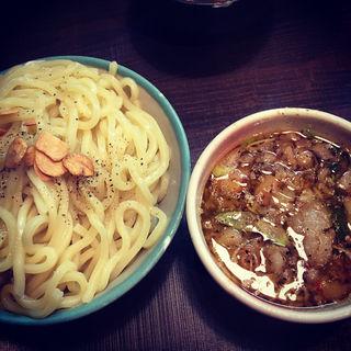 背脂にんにくつけ麺(中)(じゃじゃ。 (ジャジャマル))