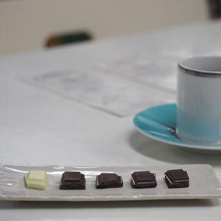 チョコレート食べ比べ(ホソミーファクトリー)
