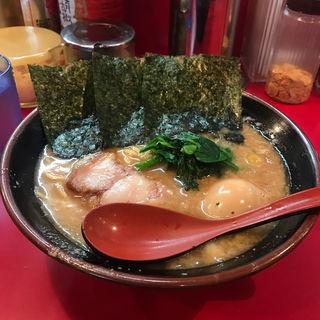 コテコテラーメン + 味付玉子(王道 )