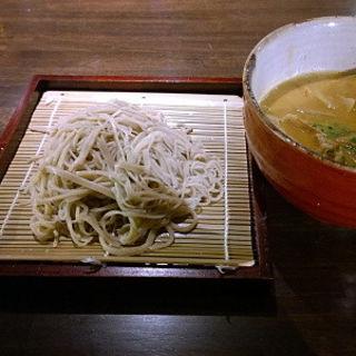 カレー南蛮蕎麦(賛否両論メンズ館 (賛否両論MEN'S館))