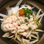 鱈の白子(博多 酒佳蔵)