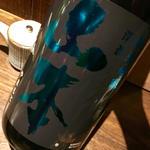 日本酒 白瀑 ミッドナイト・ブルー 山本