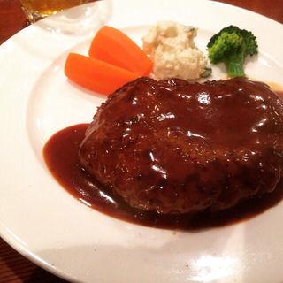 神戸牛ハンバーグ(リトル リマ)