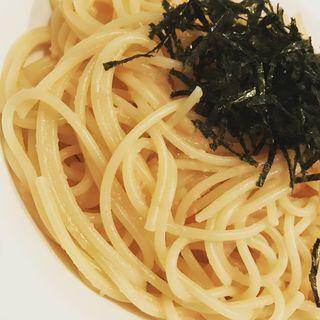 たらこスパゲティー+Aセット(コジコジ (Cosi cosi))