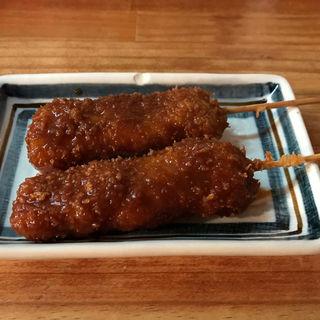 串カツ(味噌)(なご壱 御器所通り店 )