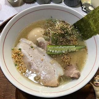 日より 味噌(真鯛らぁー麺 日より)
