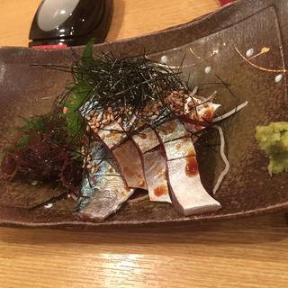 ゴマサバ(まるとく食堂)