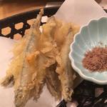 きびなごの天ぷら