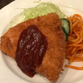 チキンカツ(西洋料理 開福亭 )