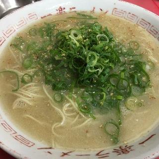 ラーメン(一楽ラーメン 志免店)