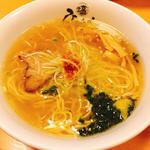 塩ラーメン(ひるがお 東京駅店 )