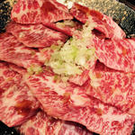 <味自慢>カルビ(肉の頂 (ニクノイタダキ))