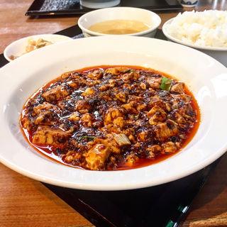 陳麻婆豆腐(四川飯店アルファ )