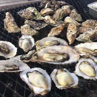 焼き牡蠣(山安水産 )
