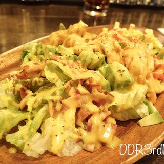 コブサラダ(タヒチアンレストラン&バー パペーテ)