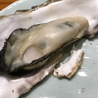 牡蠣のがんがん蒸し(伊勢志摩 さかな屋道場 伊勢市駅前店)