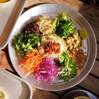 和え麺(ヨヨナム)