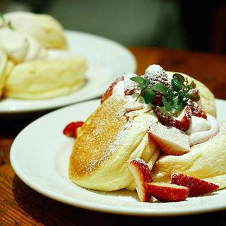 奇跡のパンケーキ(J.S. PANCAKE CAFE  くずはモール店)
