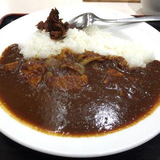 ビーフカレー(松屋 上野店 )