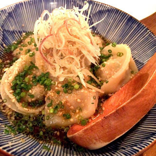 水餃子(九○萬)