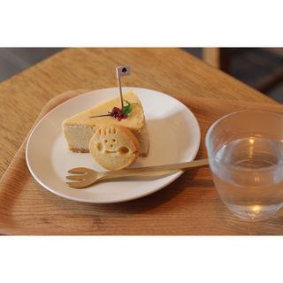 桜のチーズケーキ(anzu to momo)