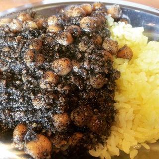 ヒヨコ豆のキーマ(チャイ屋 マドゥバニ )