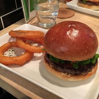 クラフトバーガー(ランチ)(Craft Burger co. (クラフト バーガー))