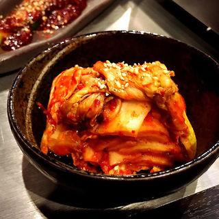 白菜キムチ(博多焼肉 玄風館 龍 恵比寿店)