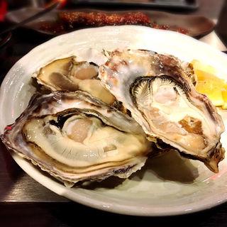 恒美産 一粒牡蠣(博多焼肉 玄風館 龍 恵比寿店)