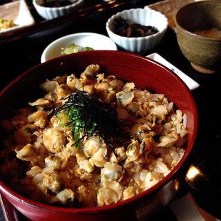 特別仕立て しじみ丼(季節の風 蔵 )