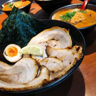旨辛海老つけ麺(麺屋 吉匠丸。 木屋町店)
