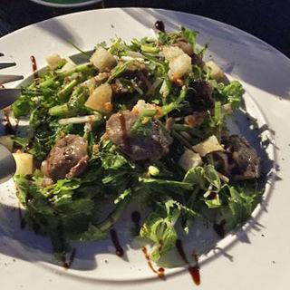 砂肝と野菜のサラダ(Didotディド)