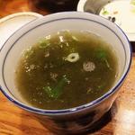 昆布スープ(北海道厚岸 コレド室町店)