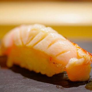 金目鯛炙り(丸萬寿司 )