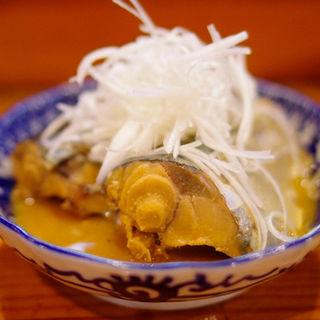 鯖味噌煮(いな舟)