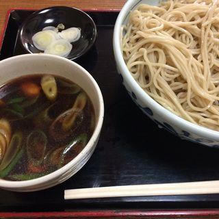 鳥つけ麺蕎麦(東島屋 )