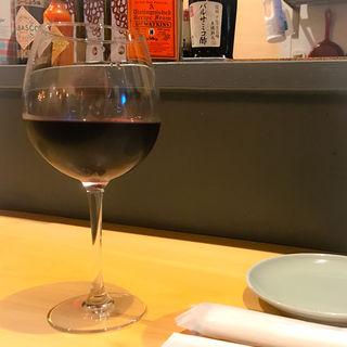 赤ワイン(肉バル ノダニク)