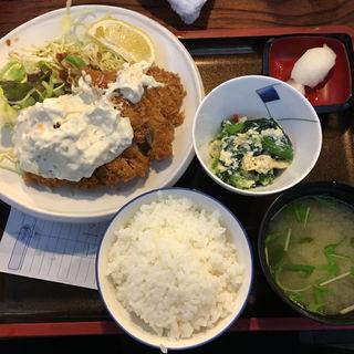 紀州地鶏南蛮定食(ダイニングステージ 佐海屋 (さかいや))