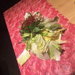 極上タンしゃぶ鍋(水炊き吟醸もつ鍋 由乃)