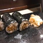 おまかせ(鮨 心白 (スシ シンパク))