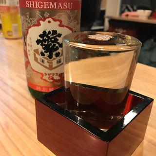 繁枡(日本酒)(大久保酒店)